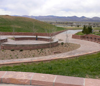 Columbine Memorial Ascent